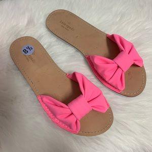 Kate Spade New York INDI Slide Sandals Pink